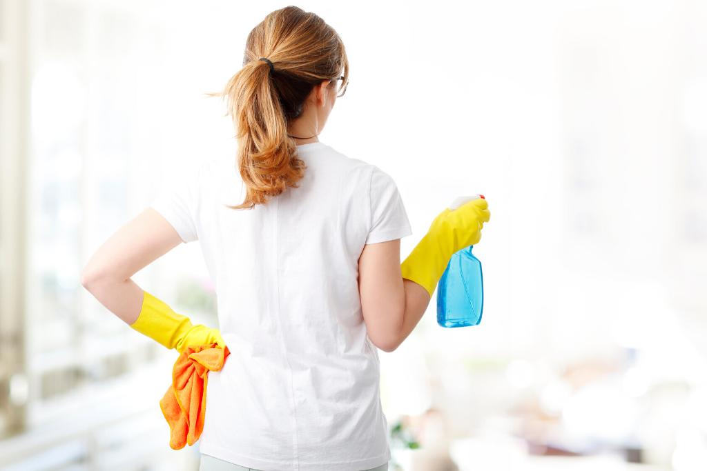 La linea pulita che aiuta a pulire!